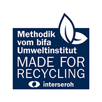 Made for Recycling-Siegel - Packiro